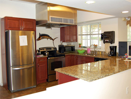 Pacifica Senior Living Fort Myers, FL - Country Kitchen