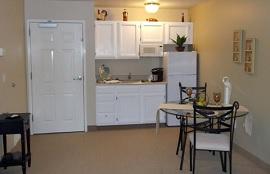 Pacifica Senior Living Mill Creek - Salt Lake City, UT - Living Room