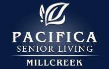 Pacifica Senior Living Mill Creek - Salt Lake City, UT - Logo