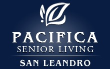Pacifica Senior Living San Leandro, CA - Logo