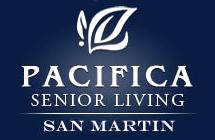 Pacifica Senior Living San Martin - Las Vegas, NV - Logo