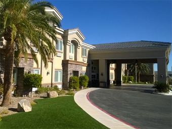 Pacifica Senior Living San Martin - Las Vegas, NV - Exterior