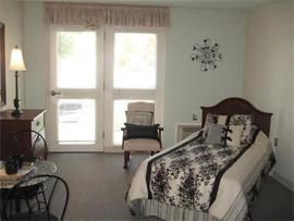 Pacifica Senior Living Wilmington, NC - Apartment Bedroom