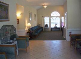 Paradise Care Cottage - Saint Lucie, FL - Hallway