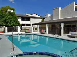 Paradise Village Senior Living - Phoenix, AZ - Swimming Pool