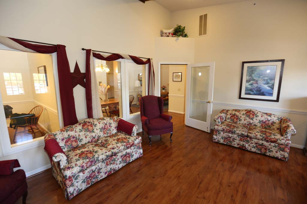 Park Place Assisted Living - Reno, NV - Lounge