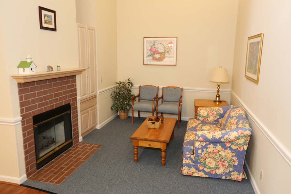 Park Place Assisted Living - Reno, NV - Sitting Area