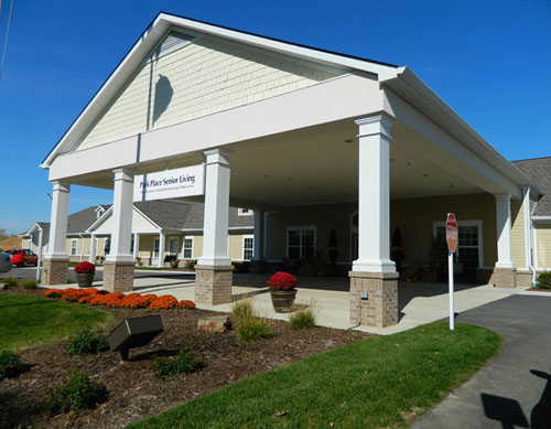 Park Place Senior Living - Fort Wayne, IN - Exterior