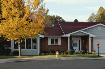 Parkview Home of Freeport, IL - Cottage Exterior