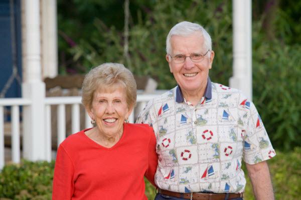 Parkwood Village - Pratt, KS - Smiling Residents