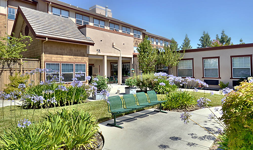 Pinole Senior Village - Pinole, CA - Grounds