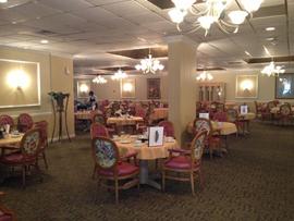 Plantation Oaks Senior Living - Orlando, FL - Dining Room