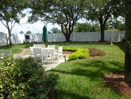Plantation Oaks Senior Living - Orlando, FL - Patio