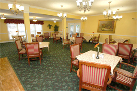Plantation South Dunwoody, GA - Dining Room