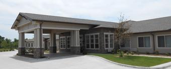 Prairie Meadows Alzheimer's Special Care Center - Omaha, NE - Exterior