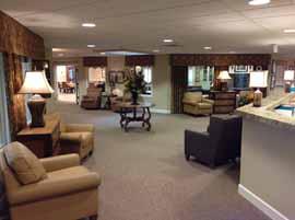 Prairie Meadows Alzheimer's Special Care Center - Omaha, NE - Lounge