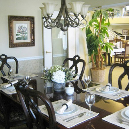 Prestige Assisted Living at Chico, CA - Dining Room