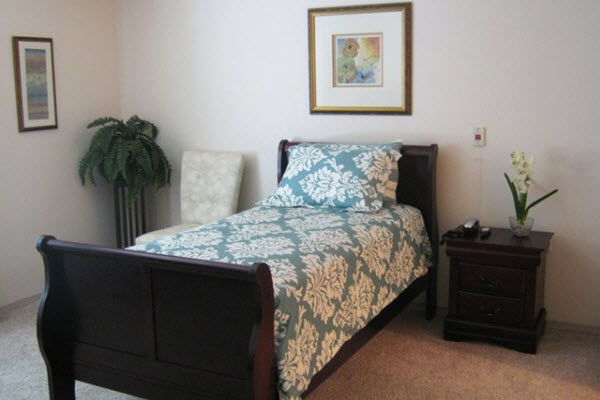 Prestige Assisted Living at Chico, CA - Bedroom