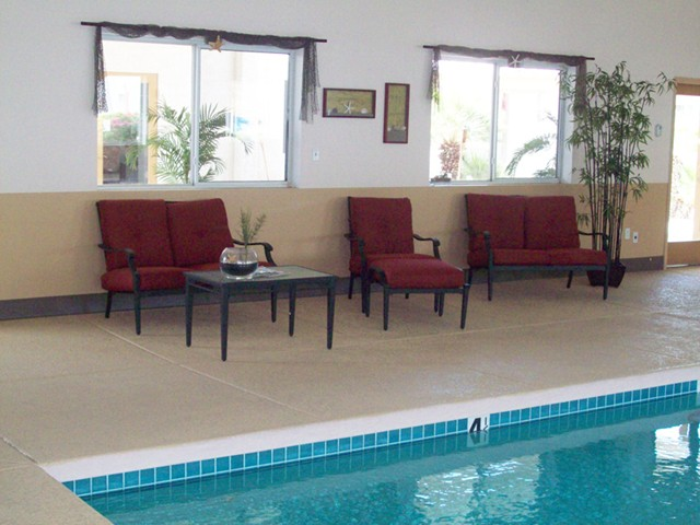 Prestige Assisted Living at Claremont - Lake Havasu City - Indoor Swimming Pool