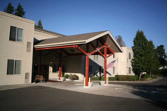Prestige Senior Living Beaverton Hills, OR - Exterior