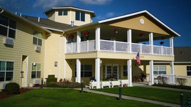 Prestige Senior Living West Hills - Corvallis, OR - Exterior