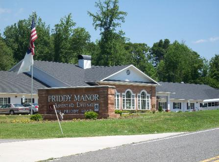 Priddy Manor Assisted Living - King, NC - Exterior