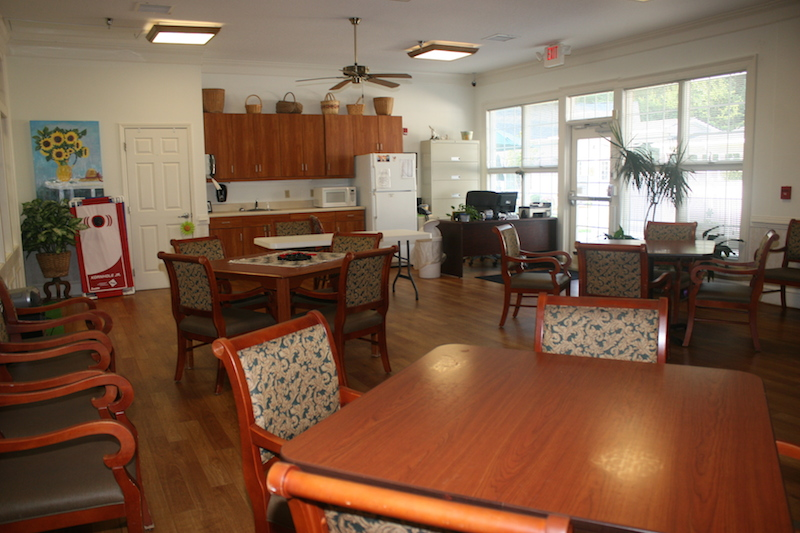 Priddy Manor Assisted Living - King, NC - Country Kitchen