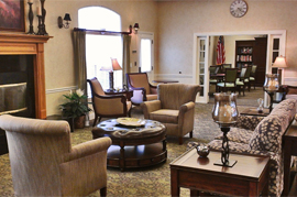 Princeton Village of Palm Coast, FL - Lounge