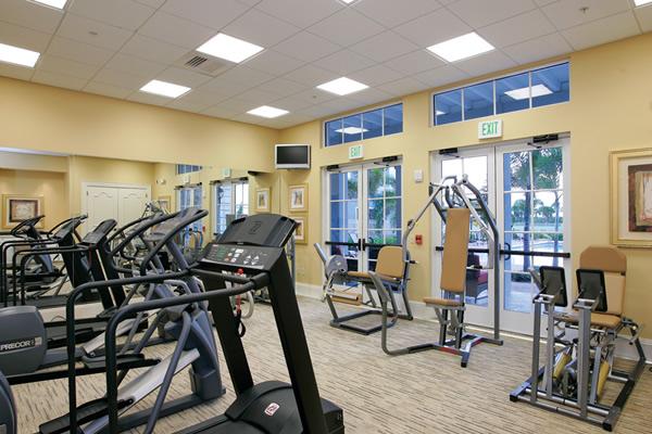 Regency Park - Vero Beach, FL - Fitness Center
