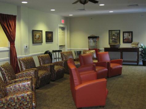 Regent Park Assisted Living & Memory Care - Wichita, KS - Theater