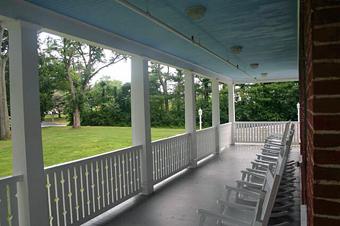 The Renaissance - Marlboro, NJ - Porch