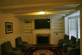 The Renaissance - Marlboro, NJ - Living Room
