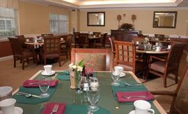 Ridgefield Crossings - Ridgefield, CT - Dining Room