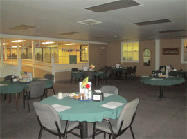 Rockwell Center - Milton, PA - Dining Room