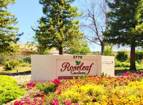 Roseleaf Gardens - Chico, CA