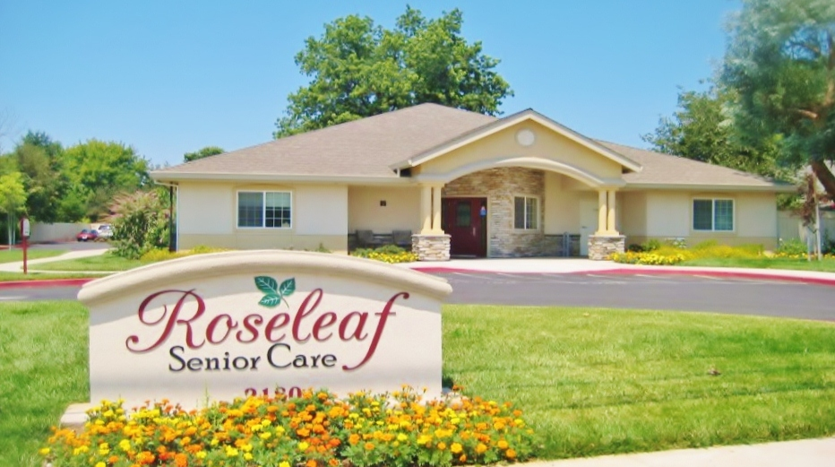 Roseleaf Senior Care - Chico, CA
