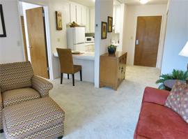 Roseville Commons, CA - Apartment