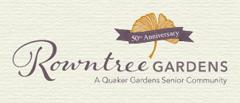 Rowntree Gardens - Stanton, CA - Logo