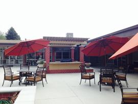 Rowntree Gardens - Stanton, CA - Patio