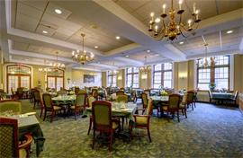 Saint Francis Residential Community - Denville, NJ - Dining Room