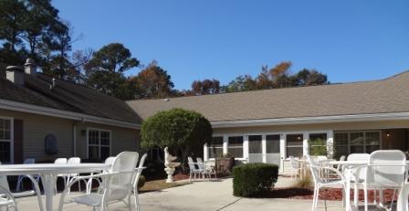 Savannah Cottage of Chatham - Savannah, GA - Patio