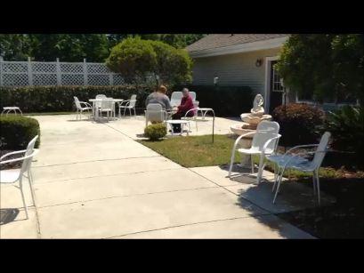 Savannah Cottage of Lakeland - Lakeland, FL - Patio