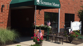Scranton Manor Personal Care Center, PA - Exterior