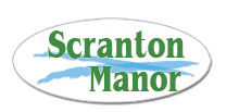 Scranton Manor Personal Care Center, PA - Logo