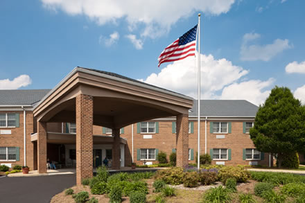 Senior Commons at Powder Mill - York, PA - Exterior