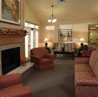 Senior State at Weber Place - Romeoville, IL - Living Room