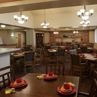 Senior State at Weber Place - Romeoville, IL - Dining Room
