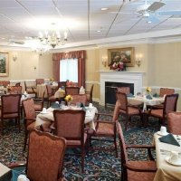 Senior Star at West Park Place - Toledo, OH - Dining Room