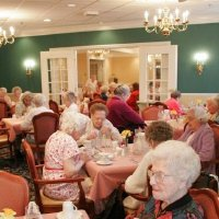 Senior Star at Wexford Place - Kansas City, MO - Dining Room