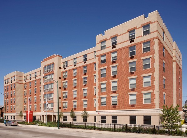 Senior Suites of Bridgeport - Chicago, IL - Exterior